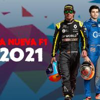 LA FÓRMULA 1 DE 2021