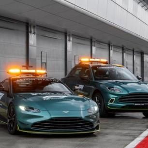Imagen: Aston Martin MEDIA